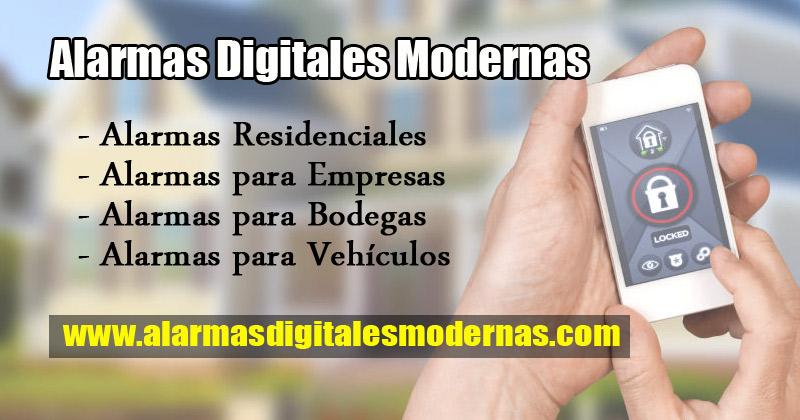 Alarmas Digitales Modernas
