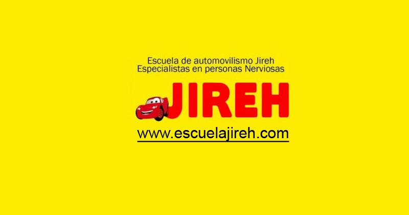 escuela de conducir jireh