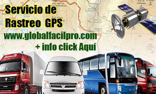 Servicio de GPS